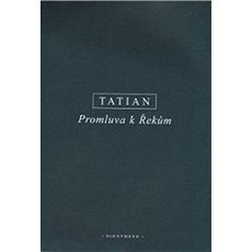 Promluva k Řekům - Kniha