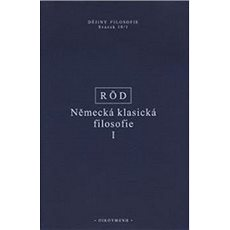 Německá klasická filosofie I - Kniha
