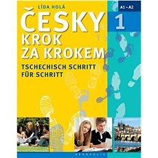 Česky krok za krokem 1 německy: Tschechisch schritt für schritt - Kniha