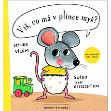 Víš, co má v plínce myš? - Kniha