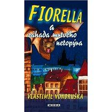 Fiorella a záhada mrtvého netopýra - Kniha