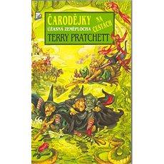 Čarodějky na cestách - Kniha