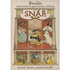 Snář: Storchův největší obrázkový egyptsko-perský a chaldejský - Kniha