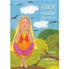 Zázračné omalovánky pro malé i velké děti II - Kniha