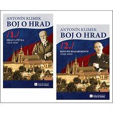 Boj o hrad 1. a 2. díl: 1. Hrad a pětka,1918-1926, 2. Kdo po Masarykovi, 1926-1935 - Kniha