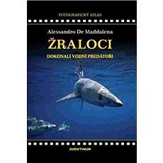 Žraloci, dokonalí vodní predátoři - Kniha