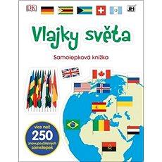 Vlajky světa: Samolepková knížka - Kniha