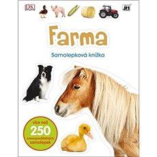 Farma: Samolepková knížka - Kniha