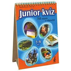 Junior kvíz 7- 9 let: 768 otázek a odpovědí - Kniha