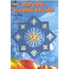Barevné vánoční hvězdy ze slámy: 2820 - Kniha