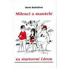 Milenci a manželé za start.č. - Kniha
