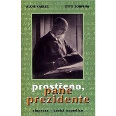 Prostřeno, pane prezidente - Kniha