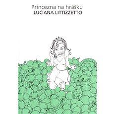 Princezna na hrášku - Kniha