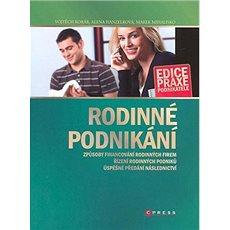 Rodinné podnikání - Kniha