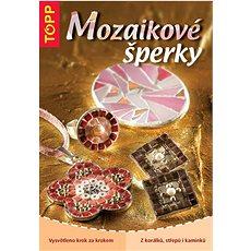 Mozaikové šperky: 3482 - Kniha