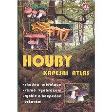 Houby Kapesní atlas - Kniha