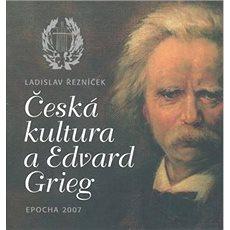 Česká kultura a Edvard Grieg - Kniha
