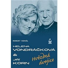 Helena Vondráčková a Jiří Korn: Hvězdná dvojice - Kniha
