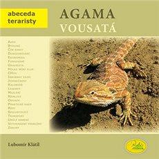 Agama vousatá - Kniha