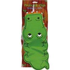 Krokodýl Kája: Maňásek do vaničky s knížkou - Kniha