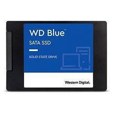 "WD Blue 3D NAND SSD 2TB 2.5"" - SSD disk"