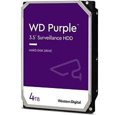 WD Purple 4TB - Pevný disk