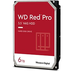 WD Red Pro 6TB - Pevný disk