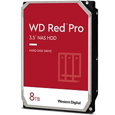 WD Red Pro 8TB - Pevný disk
