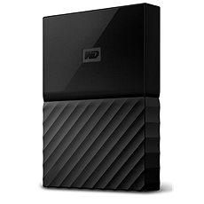 """WD 2.5"""" My Passport 2TB černý slim - Externí disk"""