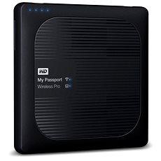 """WD 2.5"""" My Passport Wireless Pro 2TB černý - Datové úložiště"""