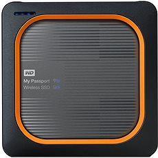 "WD 2.5"" My Passport Wireless SSD 500GB USB3.0 SD - Datové úložiště"