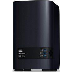 WD My Cloud EX2 Ultra 8TB (2x 4TB) - Datové úložiště