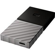 Sandisk My Passport SSD 512GB Silver/Black - Externí disk