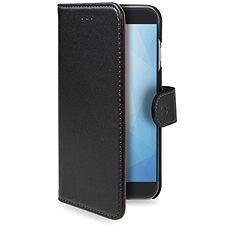 CELLY Wally pro Xiaomi Redmi 5 Plus černé - Pouzdro na mobilní telefon