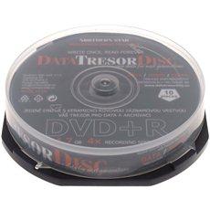 DATA TRESOR DISC DVD+R 10ks cakebox - Média