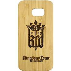 Kingdom Come: Deliverance Bamboo case Samsung S7 Edge - Ochranný kryt