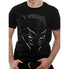Black Panther - tričko L - Tričko