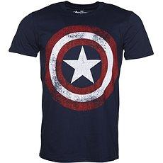 Captain America - tričko - Tričko