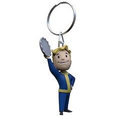 Fallout Vault Boy 3D - Zátka - klíčenka - Klíčenka