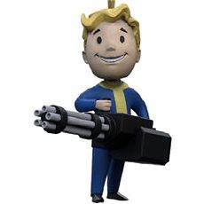 Fallout Vault Boy 3D - Big Gun - klíčenka - Klíčenka