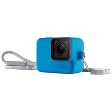 GOPRO silikonový obal modrý - Ochranný kryt