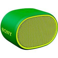 Sony SRS-XB01 zelená - Bluetooth reproduktor