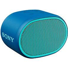 Sony SRS-XB01 modrá - Bluetooth reproduktor