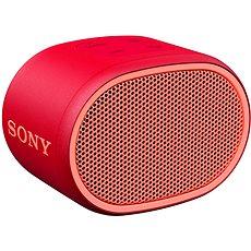 Sony SRS-XB01 červená - Bluetooth reproduktor