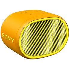Sony SRS-XB01 žlutá - Bluetooth reproduktor