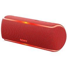 Sony SRS-XB21, červená - Bluetooth reproduktor