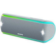Sony SRS-XB31, bílá - Bluetooth reproduktor