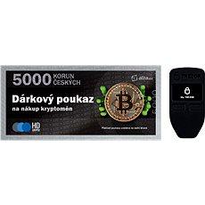 Crypto Starter Pack 5000 - Hardware peněženka