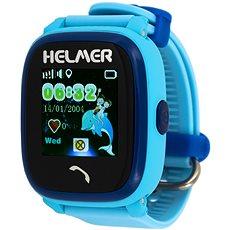 Helmer LK 704 modré - Dětské hodinky