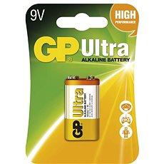 GP Ultra 6LF22 1ks v blistru - Jednorázová baterie